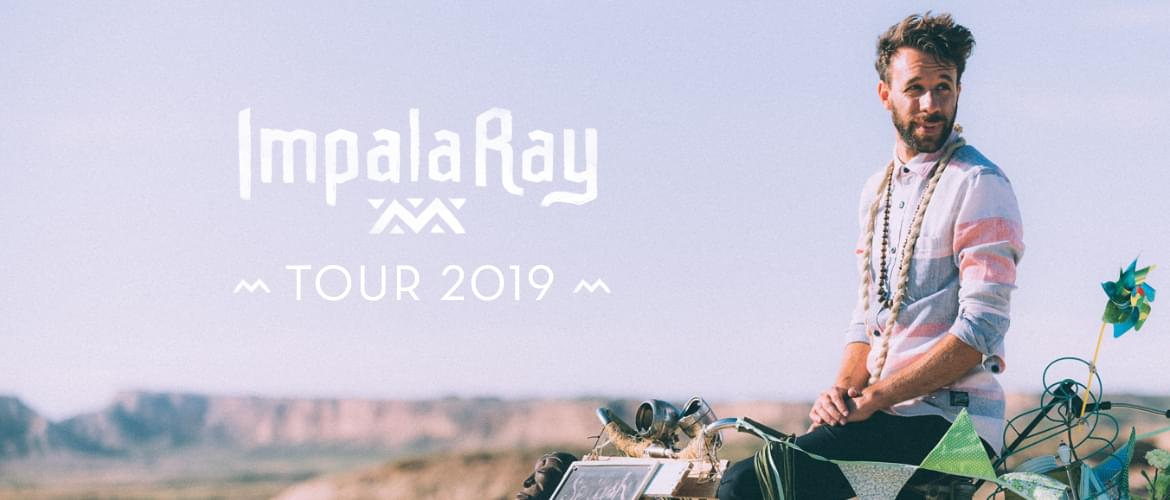 Tickets Impala Ray, Tour 2019 in Darmstadt