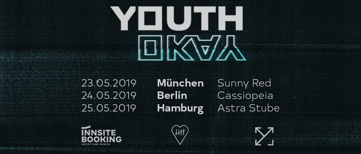 Tickets YOUTH OKAY, Get Up Tour in Hamburg