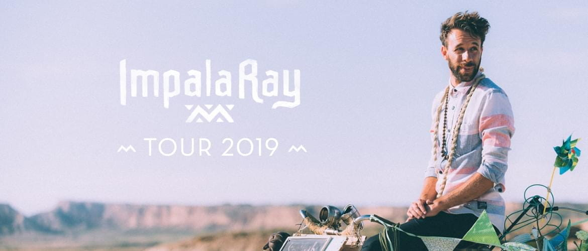 Tickets Impala Ray, »Jangwar Summers« Tour 2020 in Passau